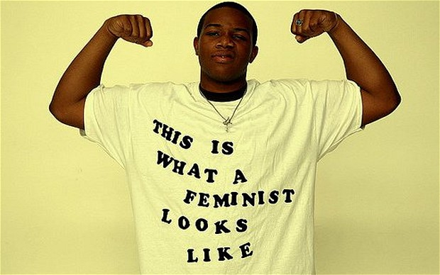 Male Feminist. Photo: TUMBLR