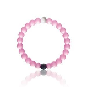 Pink Lokai bracelet