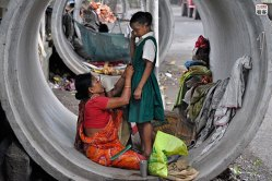 poor-people-india-school-girl