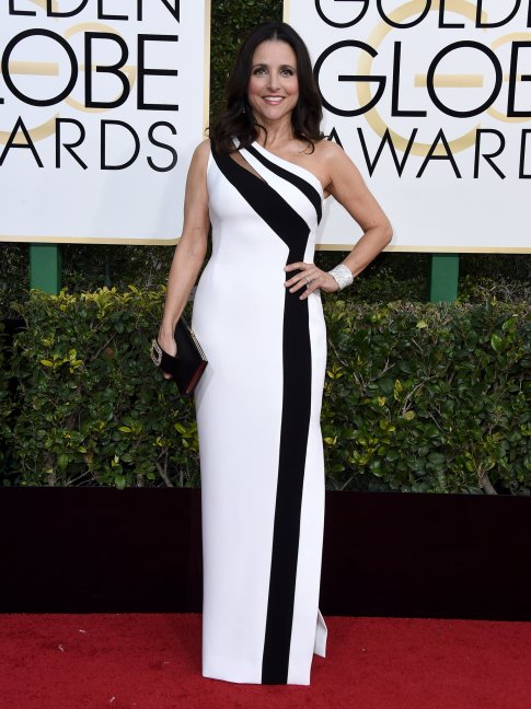 Julia Louis-Dreyfus in Georges Chakra