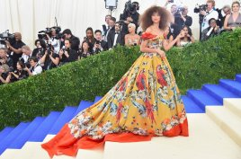 Zendaya in Dolce Gabbana